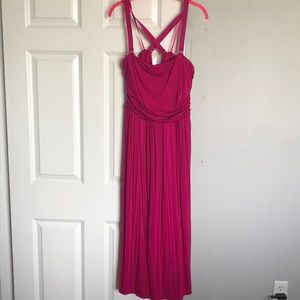 Adjustable Strapless Dress